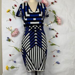 EUC Diane Von Furstenberg Lorraine Bandage dress